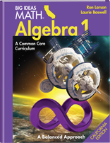 Big Ideas Math: Algebra 1