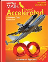 Big Ideas Math: Accelerated Course 2