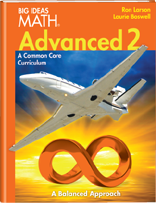 Big Ideas Math - Common Core 2014 - Advanced 2 - Orange Book