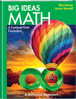 Big Ideas Math - Common Core 2014 - Green Book
